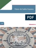 paises de habla hispana