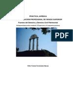 Fuentes Del Derecho y Derecho Civil Patrimonial (COMPLETO)