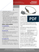 CDS57007 NTK Lambda Sensor