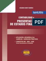 Contabilidad y Presentacion de Estados Fiancieros