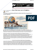 An Economic Future That May Never Brighten - FT_com