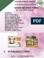 Elaboracion de vino