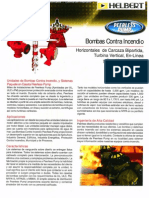 Bombas Contra Incendioperless