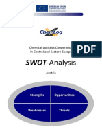 SWOT Analysis Austria