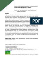 A Arborização Urbana Do Município de Goiandira GO Caracterização Quali Quantitativa e Proposta de Manejo