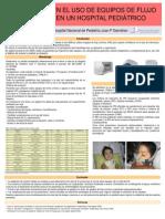poster VNI en pediatría