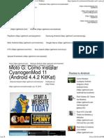 Como instalar CyanogenMod 11 (Android 4.4.2 KitKat).pdf