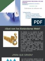 Estandares de Software Web