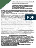 21.România Şi Concertul European. de La Criza Orientală La Marile Alianţe Ale Secolului Xx (II)