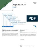 Duplex Color Image Reader-B1 SM Rev0 073009