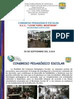 CONGRESO PEDAGOGICO ESCOLAR TOPEL (2).pptx