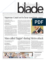 Washingtonblade.com, Volume 46, Issue 17, April 24, 2015
