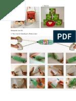 Instrumentos Para Apostila Com Brinquedos de Material Reciclavel