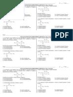 Lista de Exercícios 3ano Hidrocarbonetos