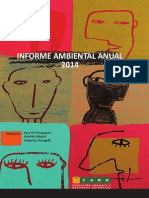Informe Ambiental 2014