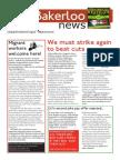 Bakerloo News (April-May)