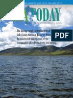 Laguna Chinchaycocha (Paper 2014)