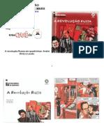 A Rev. Russa Em Quadrinhos- André Diniz e Laudo