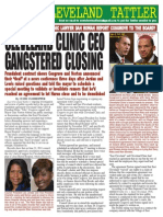 EC Tattler 17 - Cleveland Clinic CEO gangstered closing