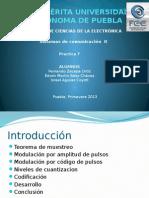 Modulacion Por Pulsos Codificados Practica 7