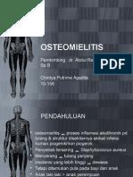 Osteomielitis Edit