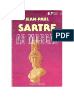 As Moscas - (Sartre Jean Paul)