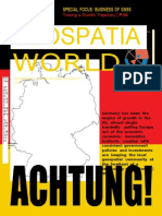 Geospatial World October 2014 Edition