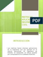 Matrices Aplicadas a Ingeniería Civil (1)