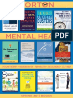 Norton Mental Health Spring 2015 Catalog