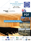 2015 ICU International Congress on Ultrasonics Abstract Book, Metz, France, Declercq N. F. editor (2015)