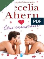 Ahern Cecelia - Como Enamorarte.epub