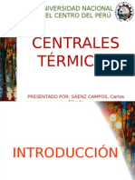 Centrales Térmicas
