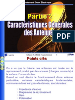 2-Caracteristiques Generales Des Antennes