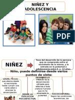 Niñez y Adoelscencia Diapos