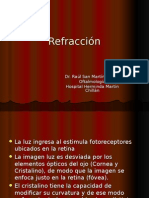 Refraccion oftalmologia