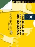 Manual Participacion Cifile:///home/oacrpadilla/Documentos/TRABAJO%20IPASME/MATERIAL%20PARA%20TRABAJAR/normas_fomentar_participacion_ciudadana_v2.pdfudadana Libre