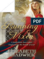 2 the Running Vixen - Elizabeth Chadwick