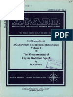 AGARD-Measurement of Engine Rotation Speed