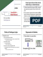 Aula 04 - Converso ER - Modelo Relacional