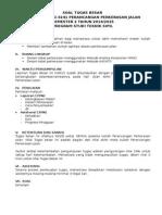 Tugas Besar Perkerasan 2014 .docx