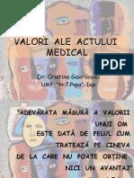 Valori Ale Actului Medical_CI