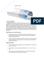 3LPP Three Layer Polypropylene Coating