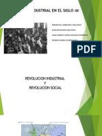 Revolucion Industrial en El Siglo Xix