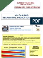 Calderas Volcanicas
