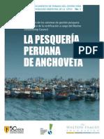 Analisis Pesqueria de Anchoveta en El Peru