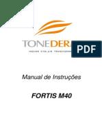 Fortis m40 Esteticmed