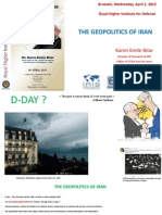 The Geopolitics of Iran