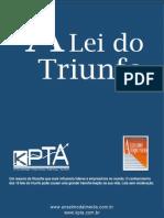 A Lei Do Triunfo
