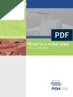 PCM Catalogo Mineria