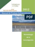 Manual de Trabajo Independiente